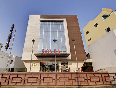 Best Hotels near Jaipur Railway Station