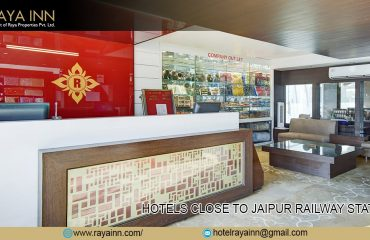 Hotels close to Jaipur Railway Station