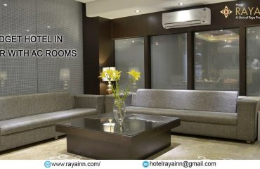 Budget Hotel in Jaipur with AC Rooms